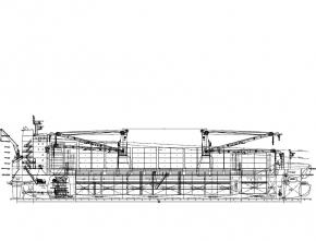12500DWT Multi-purpose Vessel