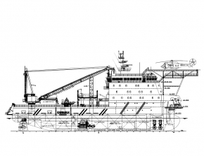 78M MAINTENANCE / WORKING VESSEL (FOCAL 515)